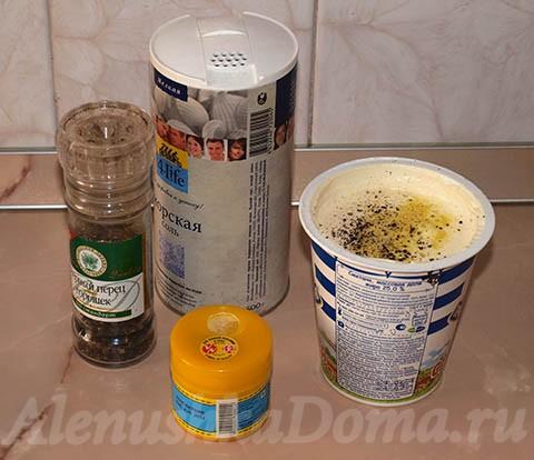 Соус для запеканки картофельной с сыром