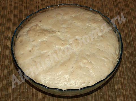 Тесто для беляшей