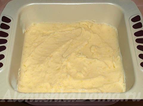 Картофельная запеканка с мясом (как в детском саду)