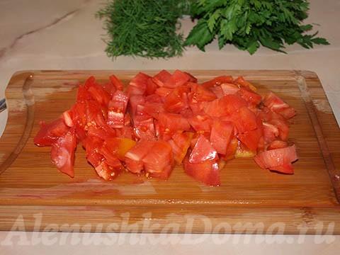 Вкусный борщ с фрикадельками